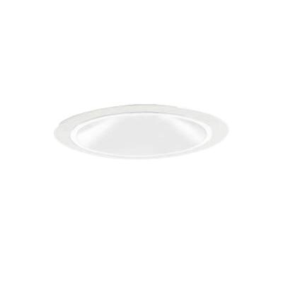 マックスレイ 照明器具基礎照明 INFIT LEDベースダウンライトφ85 ミラーピンホール 広角JDR65Wクラス 温白色(3500K) 連続調光65-20662-10-95