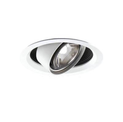 マックスレイ 照明器具基礎照明 GEMINI-S LEDユニバーサルダウンライトφ100 狭角 浅型 HID20Wクラス電球色(2700K) 連続調光65-20865-00-90