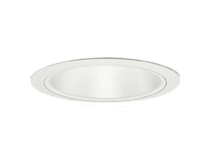 マックスレイ 照明器具基礎照明 CYGNUS φ75 LEDベースダウンライト低出力タイプ ミラーピンホール 中角JR12V50Wクラス 白色(4000K) 連続調光65-20984-10-97