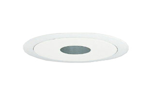 マックスレイ 照明器具基礎照明 CYGNUS φ75 LEDベースダウンライト低出力タイプ ピンホール 中角JR12V50Wクラス 温白色(3500K) 連続調光65-20987-00-95