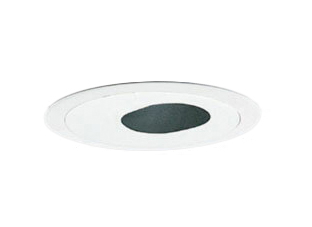 マックスレイ 照明器具基礎照明 CYGNUS φ75 LEDユニバーサルダウンライト低出力タイプ ピンホール 狭角JR12V50Wクラス 温白色(3500K) 連続調光65-20996-00-95