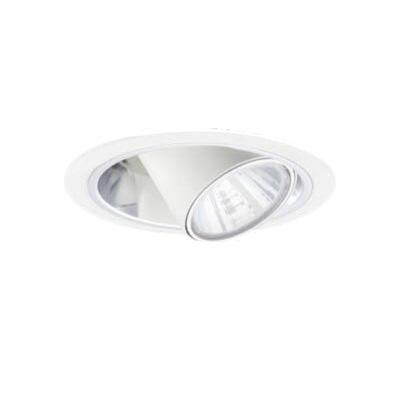 マックスレイ 照明器具基礎照明 LEDユニバーサルダウンライト φ100中角 JDR65Wクラス 白色(4000K) 非調光70-20591-00-97