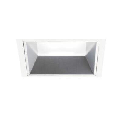 マックスレイ 照明器具基礎照明 INFIT LEDベースダウンライト □125拡散 HID35Wクラス 温白色(3500K) 非調光70-20820-00-95