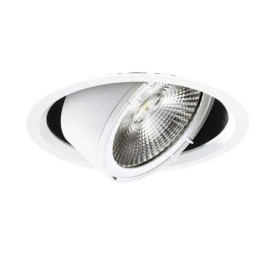 マックスレイ 照明器具基礎照明 GEMINI-L LEDユニバーサルダウンライトφ150 広角 低出力タイプ HID35Wクラス電球色(2700K) 非調光71-20712-00-90