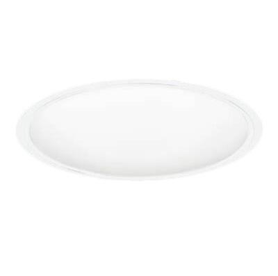 マックスレイ 照明器具基礎照明 LEDベースダウンライト φ200 広角HID150Wクラス 温白色(3500K) 非調光71-20890-10-95