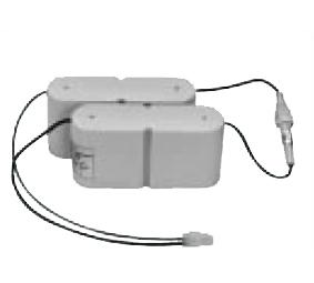 三菱電機 施設照明部材防災照明用 交換用電池9N19EA