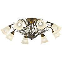 コイズミ照明 施設照明ilum ITALY LEDシャンデリア PLACCA8灯 電球色 非調光AA40900L