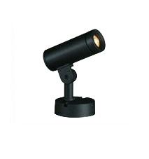 山田照明 照明器具エクステリア LED一体型スポットライト コンパクト60非調光 マルチレンズ 防雨型ダイクロハロゲン65W相当 電球色AD-3138-L