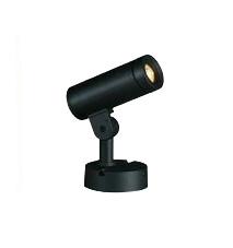 山田照明 照明器具エクステリア LED一体型スポットライト コンパクト60非調光 マルチレンズ 防雨型ダイクロハロゲン65W相当 電球色AD-3139-L