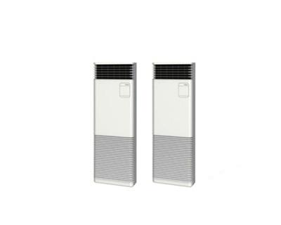 【東芝ならメーカー3年保証】東芝 業務用エアコン 床置形 スタンドタイプスーパーパワーエコmini 同時ツイン 160形AFEB16067B(6馬力 三相200V)
