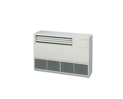 【東芝ならメーカー3年保証】東芝 業務用エアコン 床置形 サイドタイプスーパーパワーエコゴールド シングル 80形ALSA08057JB(3馬力 単相200V)