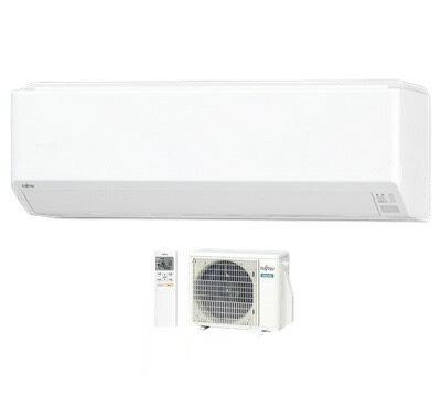 富士通ゼネラル 住宅設備用エアコンnocria CHシリーズ(2018)AS-C228H(おもに6畳用・単相100V・室内電源)