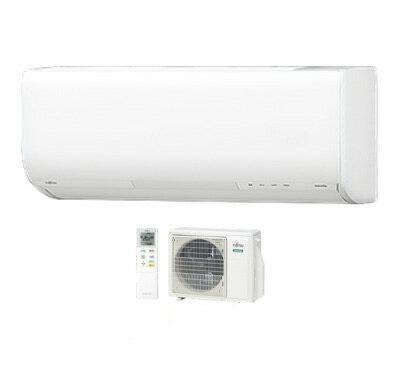富士通ゼネラル 住宅設備用エアコンnocria GNシリーズ(2018) 寒冷地向けAS-GN40H2(おもに14畳用・単相200V・室内電源)