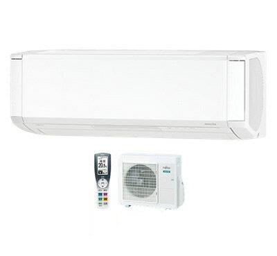 富士通ゼネラル 住宅設備用エアコンnocria XSシリーズ(2018)AS-XS63H2(おもに20畳用・単相200V・室内電源)
