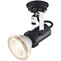 AU38127Lエクステリア LEDスポットライト中角 非調光 電球色 防雨型 ビーム球75W相当コイズミ照明 照明器具 バルコニー ガレージ用照明