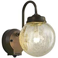 AU40253Lエクステリア LEDポーチ灯人感センサ タイマー付ON-OFFタイプ 非調光 電球色 防雨型 白熱球60W相当コイズミ照明 照明器具 門灯 玄関 屋外用照明
