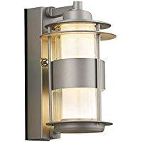 AU40609Lエクステリア LED一体型 ポーチ灯 One's Lampシリーズ調光可 電球色 防雨型 白熱球40W相当コイズミ照明 照明器具 門灯 玄関 屋外用照明