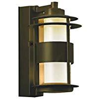 AU40611Lエクステリア LED一体型 ポーチ灯 One's Lampシリーズ調光可 電球色 防雨型 白熱球40W相当コイズミ照明 照明器具 門灯 玄関 屋外用照明