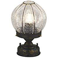 AU42432Lエクステリア LED一体型 ポーチ灯調光可 電球色 防雨型 白熱球60W相当コイズミ照明 照明器具 門灯 玄関 屋外用照明