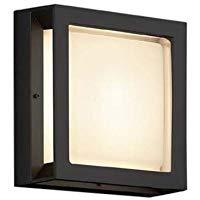 AU46392Lエクステリア LED一体型 防塵・防水ブラケットライト非調光 電球色 防雨 防湿型 白熱球60W相当コイズミ照明 照明器具 門灯 玄関 屋外用照明