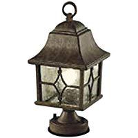 コイズミ照明 照明器具エクステリアライト LED門柱灯電球色 非調光 白熱球40W相当AU47339L