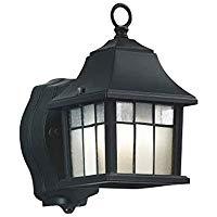 コイズミ照明 照明器具アウトドアライト LEDポーチ灯人感センサ付 タイマー付ON-OFFタイプ 白熱球40W相当 電球色AUE646324