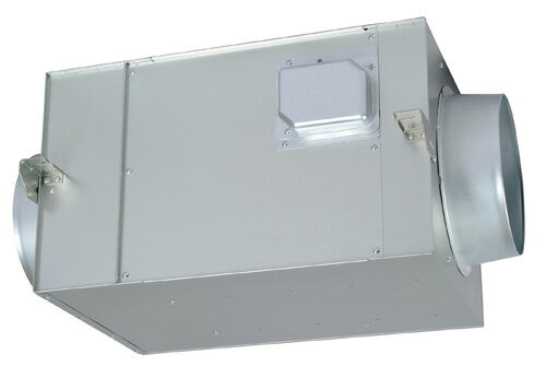三菱電機 空調用送風機ストレートシロッコファン天吊埋込タイプ高静圧形 事務所・機械室用 単相100VBFS-100SKA