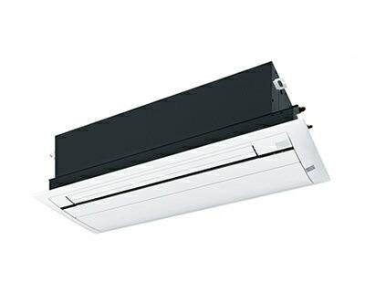 ダイキン ハウジングエアコン天井埋込カセット形1方向 シングルフロータイプ マルチ用室内機C28RCV(おもに10畳用)フラットパネル仕様※室内機のみ