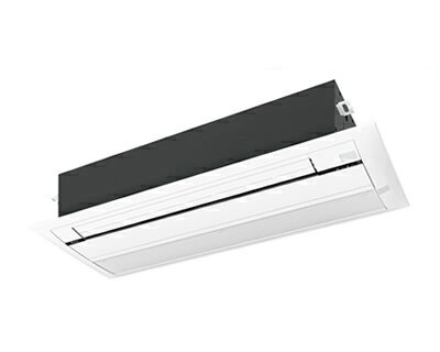C56NCWV (おもに18畳用) ※室内機のみダイキン 天井埋込カセット形1方向 シングルフロータイプ ワイドセレクトマルチ用室内機 標準パネル仕様 ハウジングエアコン 住宅設備用