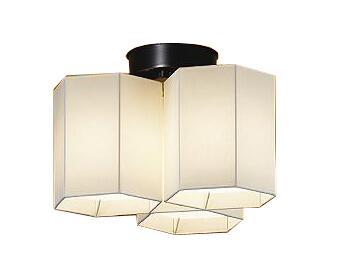 大光電機 照明器具和風LEDシャンデリア 電球色 白熱灯60W×3灯相当DCH-40584Y