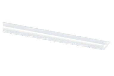 山田照明 照明器具LED一体型ベースライト システムレイ プロ調光 ウォールウォッシャー FHF45W×2相当 連結用右端部 白色DD-3323-W