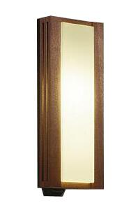 大光電機 照明器具LEDアウトドアライト ポーチ灯 人感センサー付ON/OFFタイプI 電球色 白熱灯60W相当DWP-40140Y