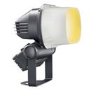 岩崎電気 施設照明LED投光器 レディオック フラッド ブリッツ(80Wタイプ)広角タイプ 電球色 ダークグレイE0823LW/SA1/2/2.4/DG