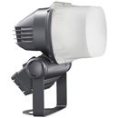 岩崎電気 施設照明LED投光器 レディオック フラッド ブリッツ(80Wタイプ)広角タイプ 昼白色 ダークグレイE0823N/SA1/2/2.4/DG