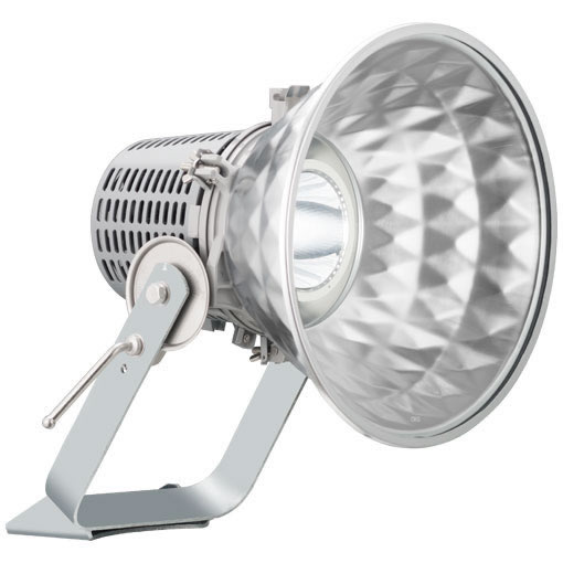 岩崎電気 施設照明LED投光器 レディオック フラッド スポラート(160Wタイプ)水銀ランプ700W相当 中角タイプ 昼白色E30403M/N/SAN8