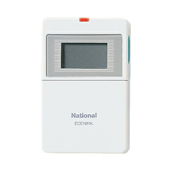パナソニック Panasonic 電設資材ワイヤレスコール小電力型ワイヤレスコール携帯受信器ECE1611K