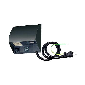 EE45534Bスマート[電子]EEスイッチ付フル接地防水コンセント コード付パナソニック Panasonic 電設資材 工事用配線器具