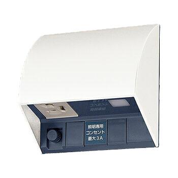 EE4553Wスマート[電子]EEスイッチ付フル接地防水コンセントパナソニック Panasonic 電設資材 工事用配線器具