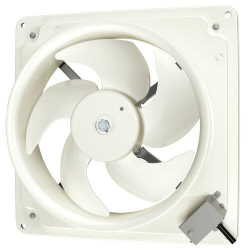 三菱電機 産業用有圧換気扇機器冷却用単相100V キュービクルなど用【排気専用】EF-25UAS