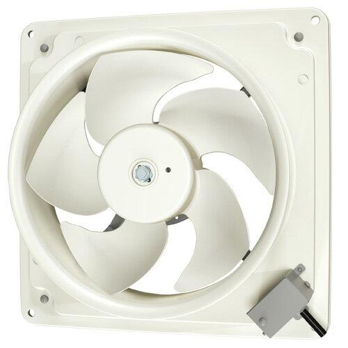 三菱電機 産業用有圧換気扇機器冷却用単相100V キュービクルなど用【排気専用】EF-25UASQ
