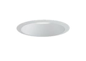 三菱電機 施設照明LEDベースダウンライト MCシリーズ クラス20096° φ100 反射板枠(白色コーン 遮光15°)電球色 一般タイプ 連続調光 FHT42形相当EL-D00/1(201LM) AHZ