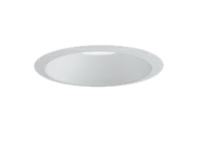 三菱電機 施設照明LEDベースダウンライト MCシリーズ クラス25096° φ100 反射板枠(白色コーン 遮光15°)白色 高演色タイプ 固定出力 水銀ランプ100形相当EL-D00/1(250WH) AHN
