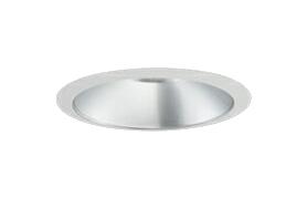 三菱電機 施設照明LEDベースダウンライト MCシリーズ クラス25091° φ100 反射板枠(銀色コーン 遮光15°)昼白色 一般タイプ 固定出力 水銀ランプ100形相当EL-D01/1(251NM) AHN