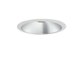 三菱電機 施設照明LEDベースダウンライト MCシリーズ クラス25091° φ100 反射板枠(銀色コーン 遮光15°)温白色 一般タイプ 連続調光 水銀ランプ100形相当EL-D01/1(251WWM) AHZ