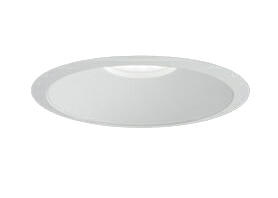 三菱電機 施設照明LEDベースダウンライト MCシリーズ クラス20099° φ125 反射板枠(白色コーン 遮光15°)昼光色 一般タイプ 連続調光 FHT42形相当EL-D02/2(201DM) AHZ
