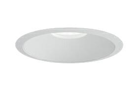 三菱電機 施設照明LEDベースダウンライト MCシリーズ クラス20099° φ125 反射板枠(白色コーン 遮光15°)電球色 一般タイプ 連続調光 FHT42形相当EL-D02/2(201LM) AHZ