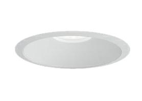 三菱電機 施設照明LEDベースダウンライト MCシリーズ クラス25099° φ125 反射板枠(白色コーン 遮光15°)電球色 高演色タイプ 固定出力 水銀ランプ100形相当EL-D02/2(250LH) AHN