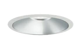 三菱電機 施設照明LEDベースダウンライト MCシリーズ クラス25097° φ125 反射板枠(銀色コーン 遮光15°)白色 高演色タイプ 固定出力 水銀ランプ100形相当EL-D03/2(250WH) AHN
