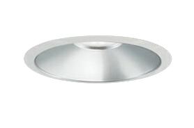 三菱電機 施設照明LEDベースダウンライト MCシリーズ クラス25097° φ125 反射板枠(銀色コーン 遮光15°)電球色 一般タイプ 連続調光 水銀ランプ100形相当EL-D03/2(251LM) AHZ