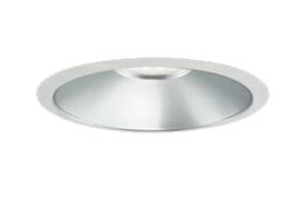 三菱電機 施設照明LEDベースダウンライト MCシリーズ クラス25097° φ125 反射板枠(銀色コーン 遮光15°)白色 一般タイプ 固定出力 水銀ランプ100形相当EL-D03/2(251WM) AHN